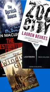 2010 BSFA Awards Best Novel Nominees