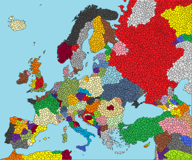 Balkanized Europe
