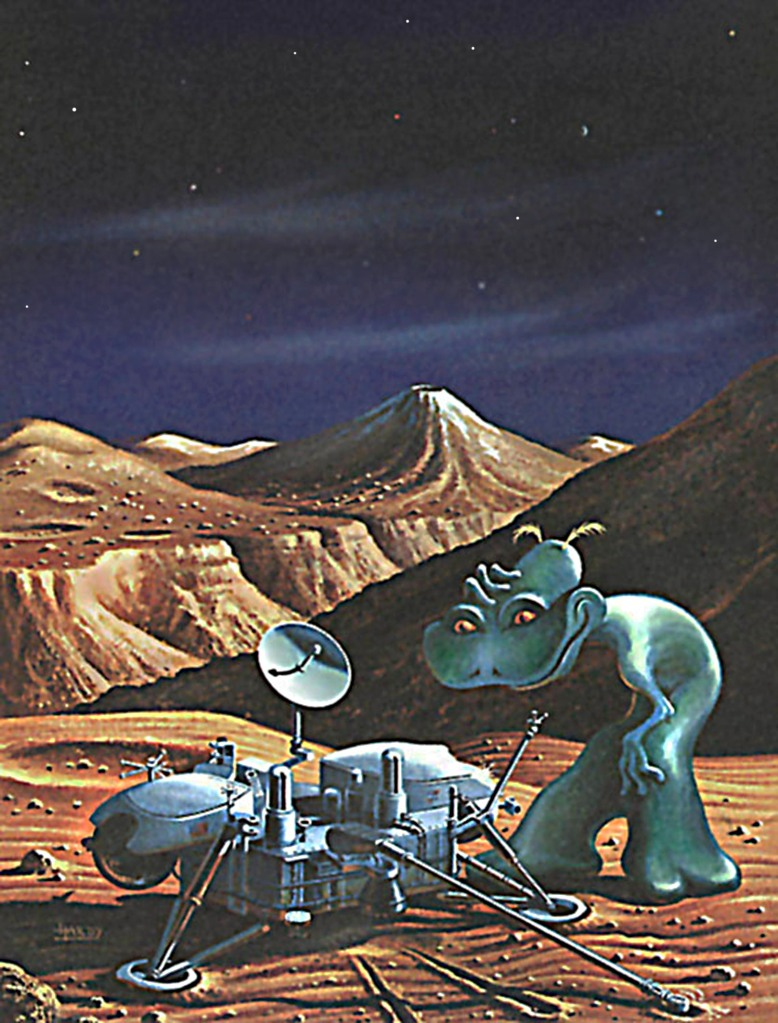 Bhen on Mars v1