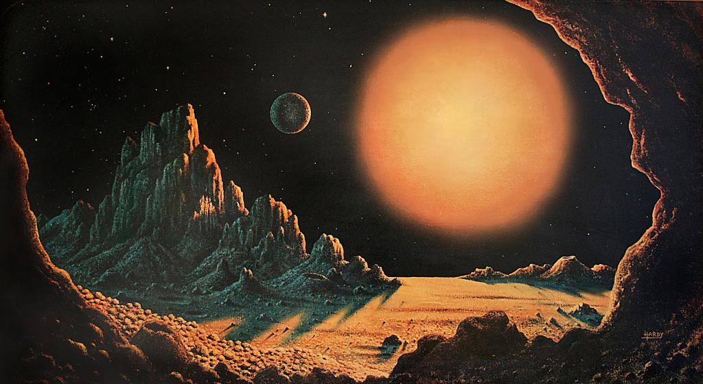 Stellar Radiance