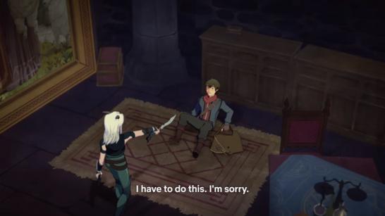 Dragon Princes - sorry